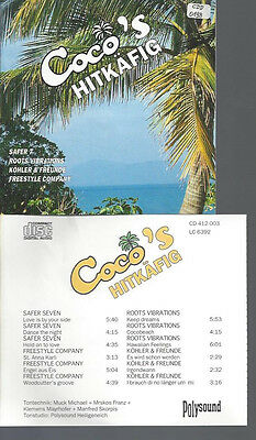 Cd--Coco's Hitkäfig //
