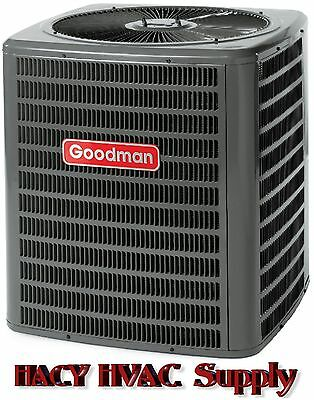 GSX130421 Goodman 3-1/2 Ton 13 to 14 SEER R-410a A/C Air Conditioner Condenser