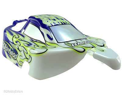 #MA4 Body Shell For 1/10 Scale HSP Windhobby Nitro Warhead Buggy