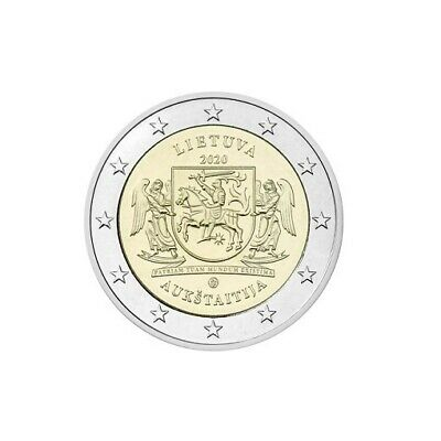 #RM# 2 EURO COMMEMORATIVE LITHUANIA 2019 - Sutartines Songs