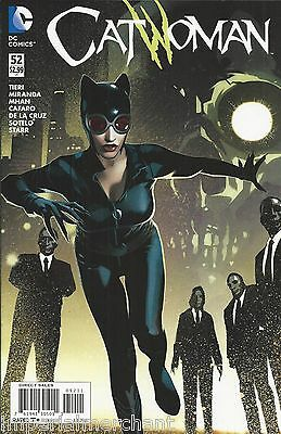 DC Catwoman comic issue 52