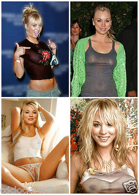 4 - 5x7 - Kaley Cuoco / The Big Bang Theory 5 x 7 GLOSSY Photo Picture