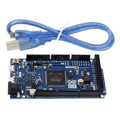 DUE 2012 R3 AT91SAM3X8EA ARM 32 Bit Module Fully Compatible for Arduino