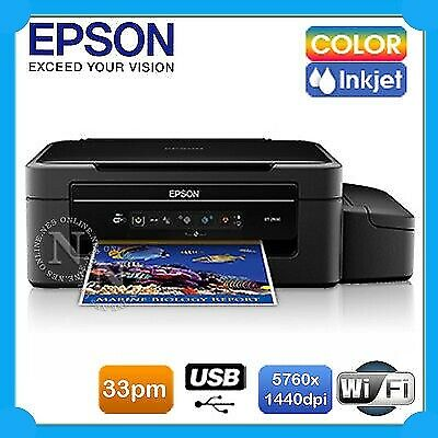 BRAND NEW EPSON L1300 A3 Ink Tank Printer - $759 00 | PicClick AU