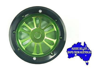 D6 Spoke green alloy 2.2 beadlock wheels to suit Axial Wraith and other models