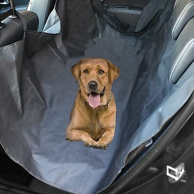 Protective Pet Dog Seat Rear Cover Boot Liner Waterproof Protector Mat