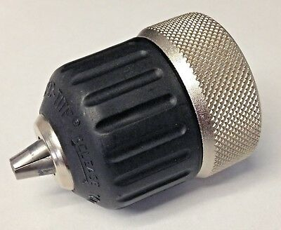 "Jacobs 32240C 3/8"" Keyless Repacement Drill Chuck 1/2 x 20 Mount"