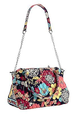 HAPPY SNAILS Vera Bradley Chain Bag PURSE New With Tags 11810-111 MSRP $78
