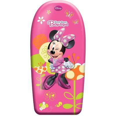 Bodyboard Disney Minnie Mouse Bow-tique ca. 94 cm Schwimmboard Kinderboard