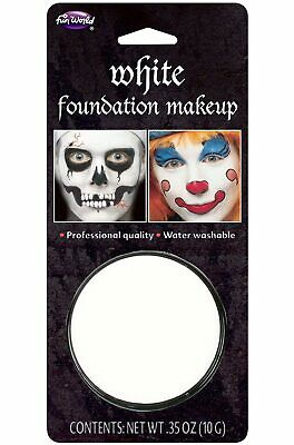 Foundation Costume Makeup (White)