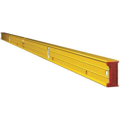 "Stabila 96M 96"" Extra Rigid Magnetic Level with Reinforcing Ribs - 38696"