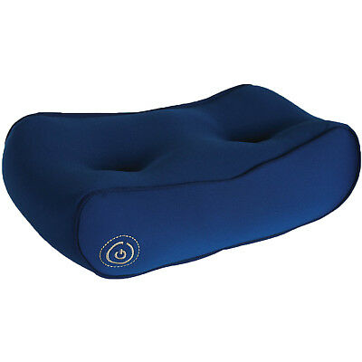 Multi Purpose Blue Soothing Back Massaging Relaxing Massage Relaxation Cushion
