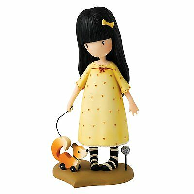 The Pretend Friend Gorjuss Collection -  Enesco Figurine