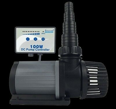 JEBAO JECOD DCS 3000 4000 5000 7000 9000 12000 DC AQUARIUM PUMP submerge pond