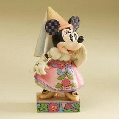 Princess Minnie Mouse Disney Jim Shore Figurine