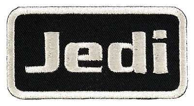 Star Wars Jedi Embroidered Patch