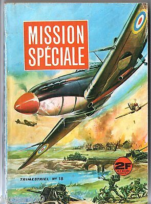 ¤ MISSION SPECIALE n°18 ¤ 1967 EDI EUROP/SEPP