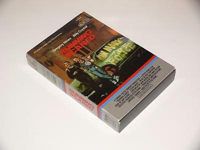 Betamax Video ~ Running Scared ~ Gregory Hines ~ *USA NTSC* ~ MGM/UA Home Video