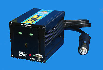 12V Modified Sinewave  150W  INVERTER WITH USB