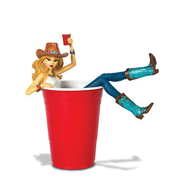 Let's Party Girl in Solo Cup - Hiccup Girls