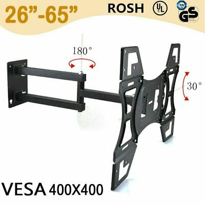 Slim LCD LED PLASMA Flat Tilt TV Wall Mount 23 30 32 37 42 46 50 52 55 60 70