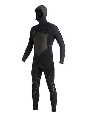 Quiksilver AG47 Performance 6/5/4 hooded fullsuit most sizes wetsuit NEW NWT
