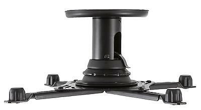 V7 Universal For Most s Up To 50 Lbs Projector Mount - Ceiling, RoHS, UL