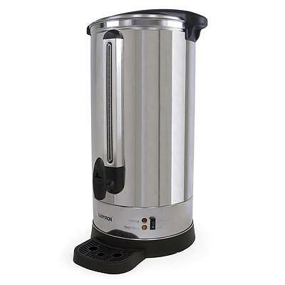 Lloytron E1931 30Ltr 2500w Stainless Steel Catering Urn/Water Boiler W/Drip Tray