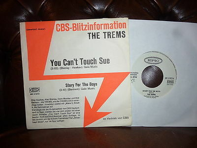 Trems You can' t touch Sue  EPIC S 1972 PR Copy