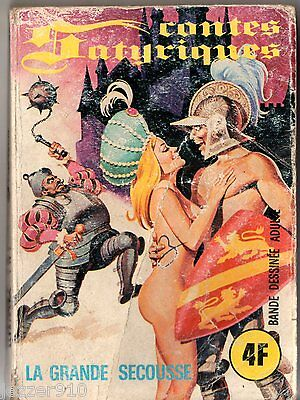 # CONTES SATYRIQUES n°20 # 1976 ELVIFRANCE