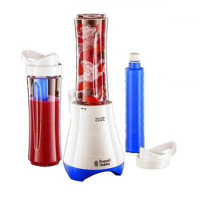 Russell Hobbs 21351 300W Food Collection Mix & Go Cool Blender Smoothie Maker