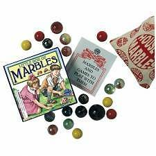 House of Marbles Little Box of Marbles Traditional Retro Playground Toy New