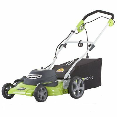 Greenworks 12 Amp 20-Inch Corded Lawn Mower - 25022