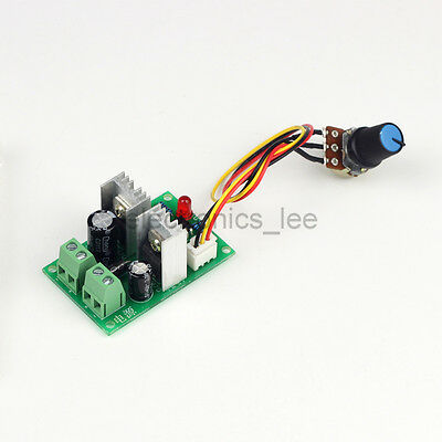 DC 12V 24V 36V PWM 200W Motor Speed Controller Regulator Module Switch Board