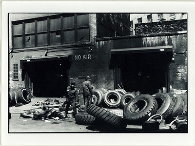 Photo Argentique New York Vers 1980/90