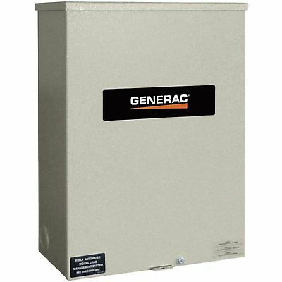 Generac RTSN400K3 Guardian 400-Amp 3-Phase Automatic Transfer Switch (277/480V)