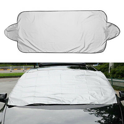 Car Windshield Protector Visor Cover Sun Shade Prevent Snow Frost Ice Dust New