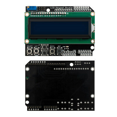 kwmobile  LCD Display Module with buttons for Arduino display 2X16 characters