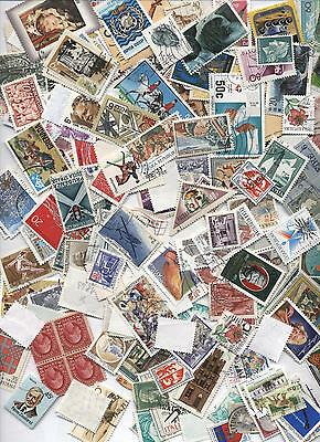 Worldwide / GB / on & off paper / kiloware / craft / decoupage / stamp collector