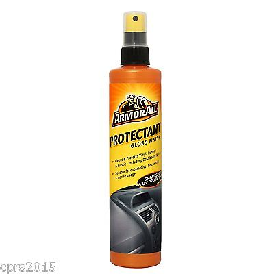 Armor All Protectant Gloss Finish Car Dashboard Trim Cleaner 300ML Armorall