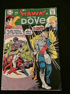 HAWK AND DOVE #1 VG/VG- Condition