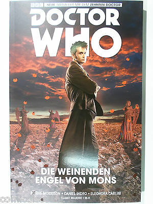 DOCTOR WHO Der zehnte Doctor # 2 ( Panini 2016 ) NEUWARE