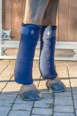 LEMIEUX BAMBOO PILLOW WRAPS horse pony stable travel leg protection bandage pad