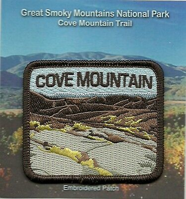 Souvenir Patch Cove Mountain Trail Great Smoky Mtns Np