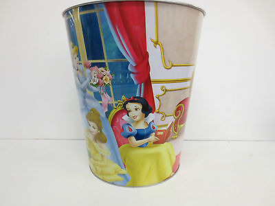 Disney Princess Novelty Metal Bin  Style - 18-0007