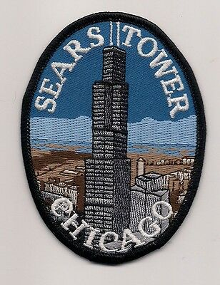 Souvenir Patch - City Of Chicago, Illinois