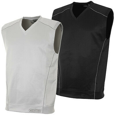 66% OFF RRP Ogio Mens Header Vest Sleeveless Golf Top Performance Thermal Layer