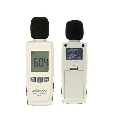 KKmoon Digital Sound Pressure Level Decibel Meter Noise Measure 30-130dB G7G7