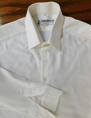 Boys public school shirt size 15.5 TATTY Billings & Edmonds VILOFT vintage 1970s