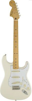 Shop Used Fender® Jimi Hendrix Olympic White Stratocaster® Electric Guitar